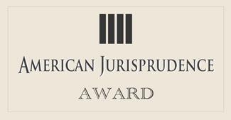 American Jurisprudence Award