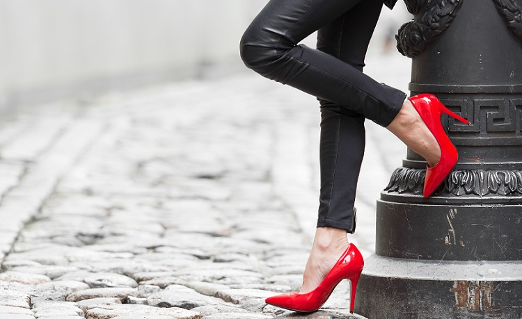 Leather Pants and  Red Shoes - Prostitution Defense Lawyer in Utah - Wasatch Defense Lawyers