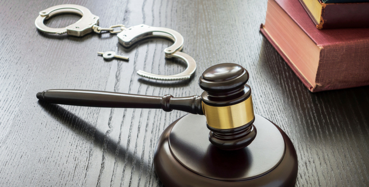 Gavel and Handcuffs - Wasatch Defense Lawyers